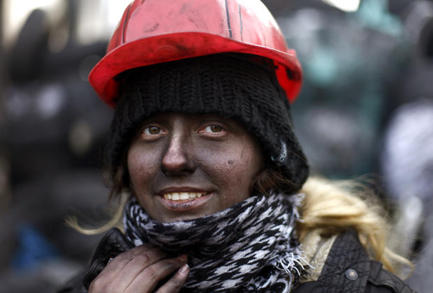 Faces of Ukraine's protests