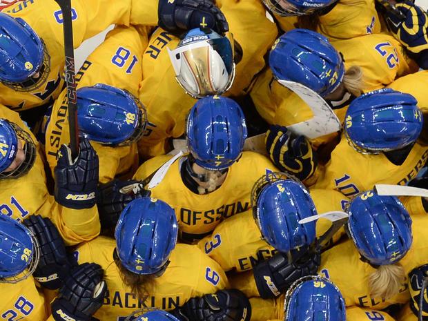 Sweden Women's Ice Hockey