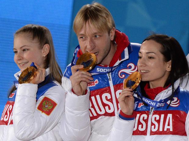 Russia Figure Skating Team