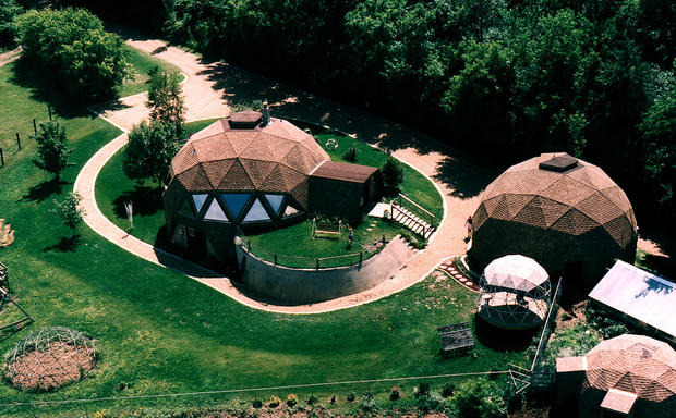 Are dome homes the next big thing? - CBS News