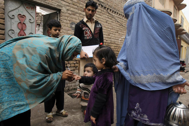 Persistent polio in Pakistan threatens eradication efforts