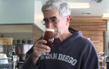 "Calif. coffee shop serves up ""morning beer"""