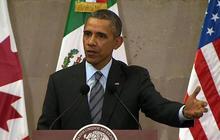 Obama warns Ukraine of consequences for violence, but lacks leverage
