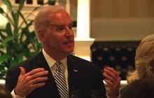 "Joe Biden sees ""hatred"" behind voter identification laws"