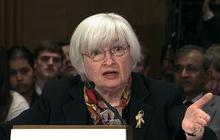 Yellen: Weather playing a role in weak economic data