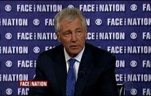 "Hagel: Ukraine crisis could turn into ""very dangerous situation"""