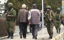 Ukraine's leadership warns against military invasion