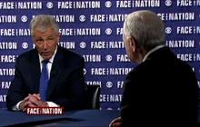 """Hagel: Russian invasion of Ukraine could lead to """"dangerous situation"""""""