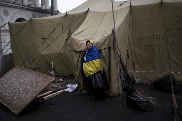 Russia-Ukraine tensions