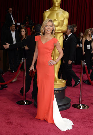 Oscars 2014 red carpet