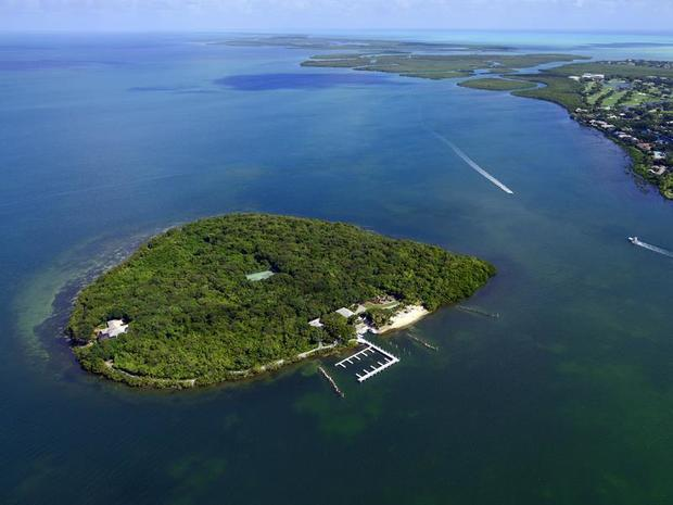 Want To Own Your Own Island Cbs News