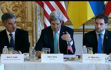 US and Russia discuss Ukraine crisis solution