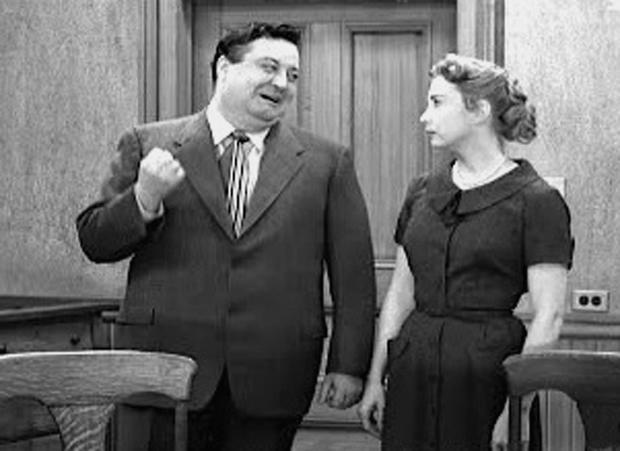 """The Honeymooners"": A TV classic"