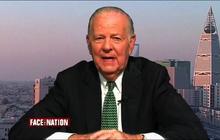 "James Baker: ""Cagey"" Putin thinks Obama ""inconsistent,"" not weak"