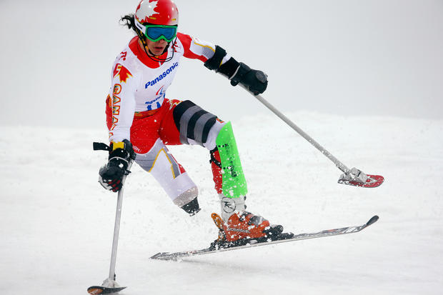 Highlights from Sochi Paralympics 2014
