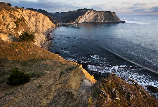 California's spectacular coast