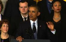 Obama updates federal overtime pay rules