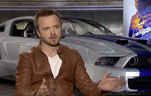 """Aaron Paul: There's more to """"Need for Speed"""" than just the cars"""