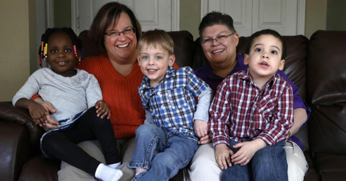 same sex parents pictures lebrons parent in Detroit