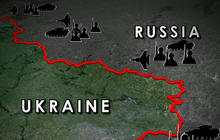 Ukraine travel warning issued for Americans as Russian troops mass on border