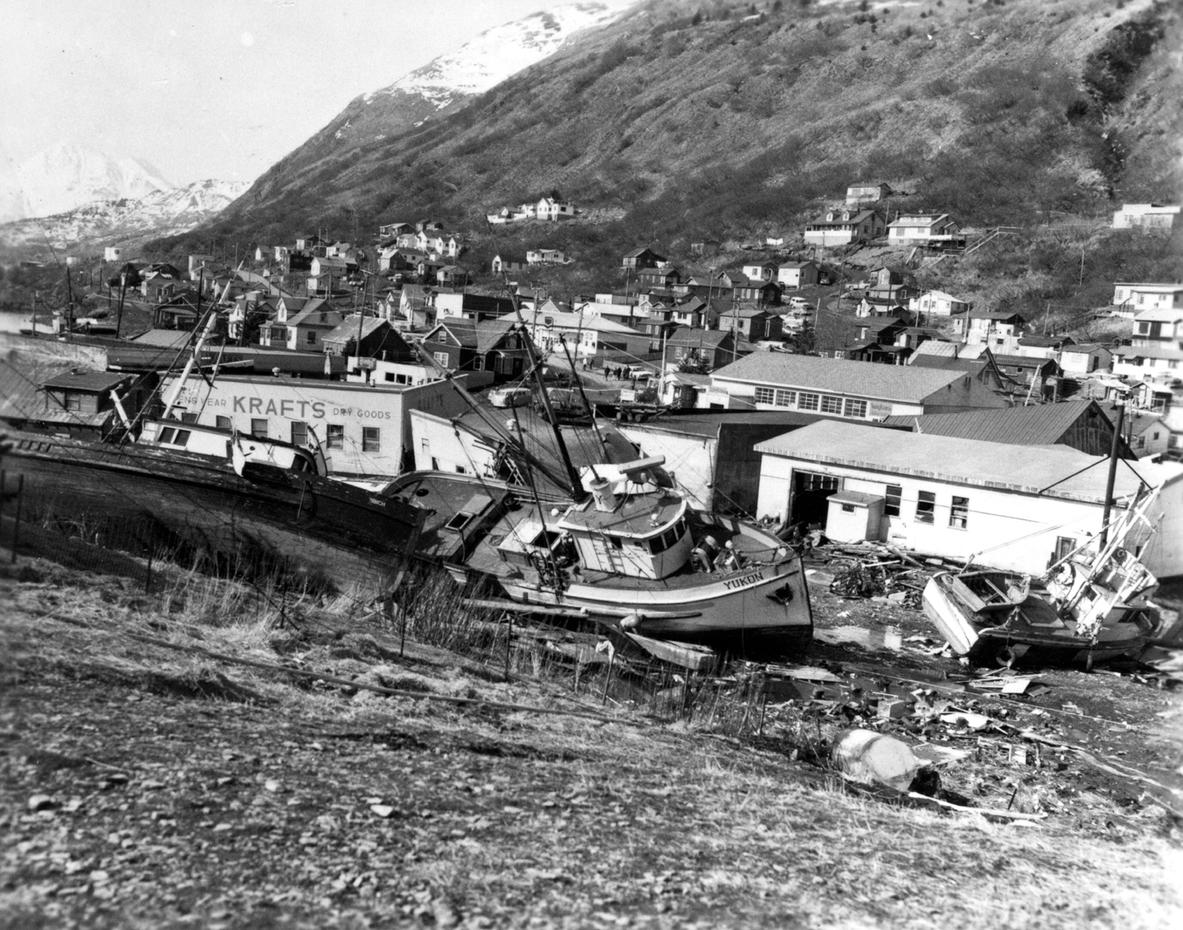 1964 alaska earthquake 1964 alaska earthquake fatalities ~ march 1964 at pm, alaska experienced the largest earthquake ever recorded in north america the epicenter of the quake was in the prince william sound, about 75.