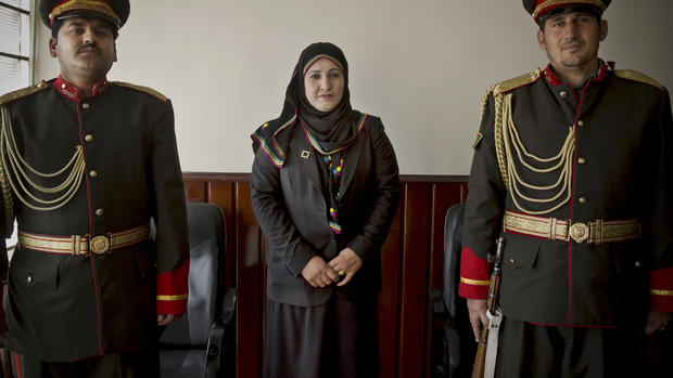 The women of Afghanistan's parliament