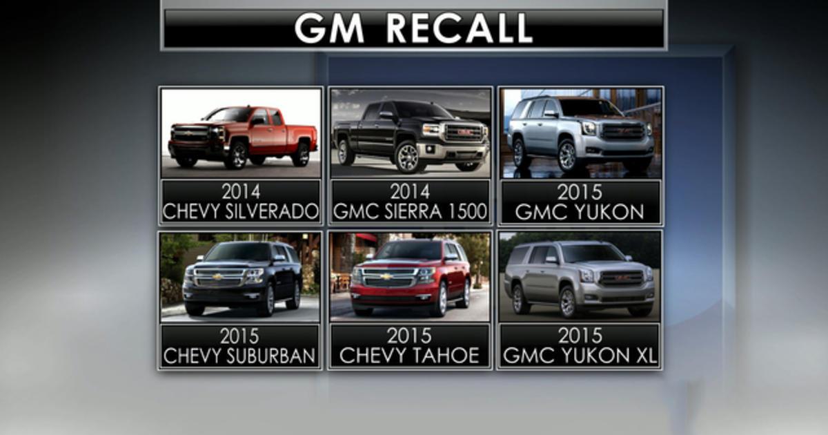 General Motors adds 662,000 cars to recalls