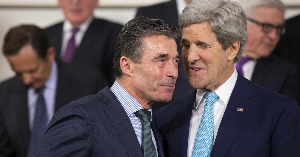 NATO severs civilian and military cooperation with Russia