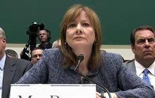 "GM CEO Mary Barra: ""I am deeply sorry"""