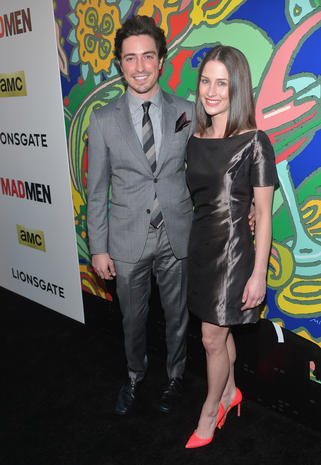 """Mad Men"" season 7 premiere"