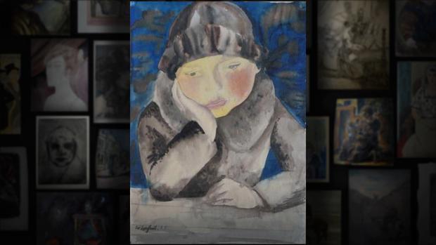 Billion-dollar art battle on 60 Minutes