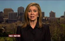 "Marsha Blackburn: Democrats' ""war on women"" rhetoric is ""silly"""
