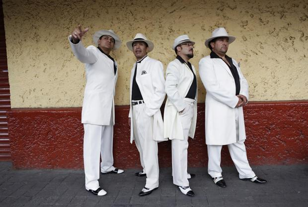 """Pachuco"" style in Mexico"