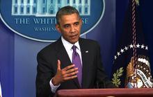 """Obama: Democrats should """"forcefully defend"""" Obamacare"""
