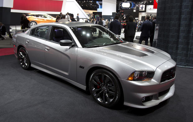 New York Auto Show 2014