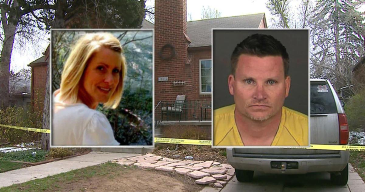 Politi Denver Man spiste Marihuana Candy, før han dræber kone - Videoer - Cbs News-6533