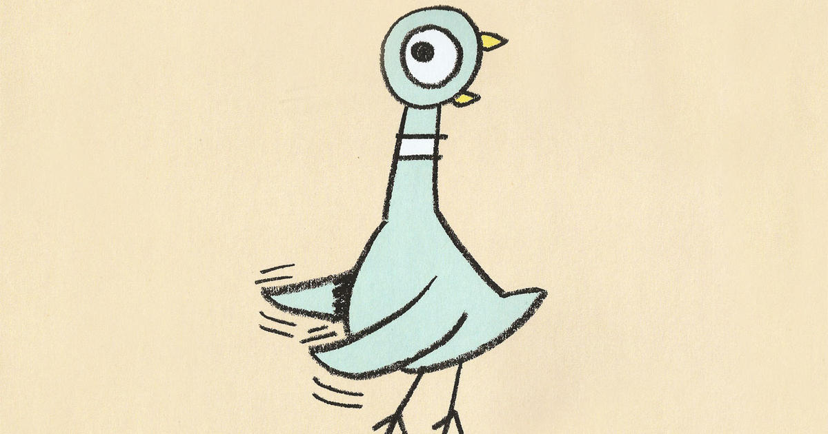 For kids book author Mo Willems childhood is an awful time  CBS