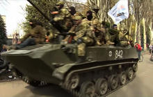 Ukraine crisis: Easter truce broken by deadly shootout