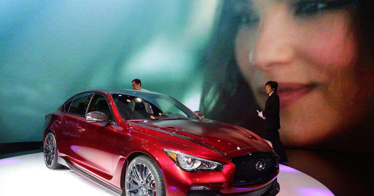 toyota camatte beijing auto show  pictures cbs news