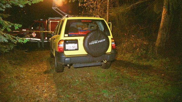 Photos: The Russel Douglas murder investigation