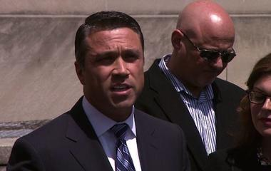 """Rep. Michael Grimm: I'll fight """"tooth and nail"""" until exonerated"""
