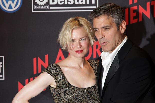 The ladies of George Clooney