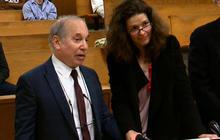 Paul Simon, Edie Brickell make nice at court hearing