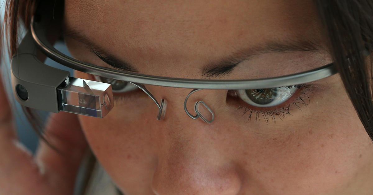 b01e91939777 Could Google Glass help doctors save lives  - CBS News