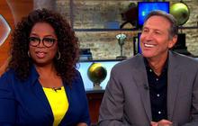 Oprah and Starbucks release new tea line