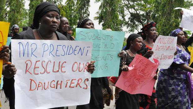Kidnapped Nigeria School Girls Reportedly Sold As Brides -1351