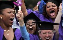 College graduates may be heading into better job market