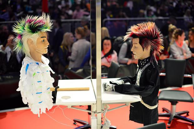 2014 OMC Hairworld World Cup in Frankfurt