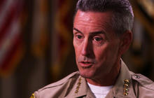 "Sheriff on Dorner manhunt: ""We know it's a dangerous business"""