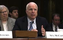 John McCain praises HHS nominee Burwell's record